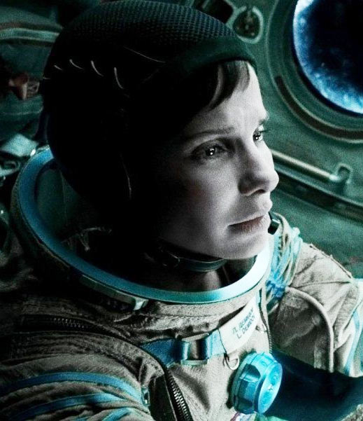Gravity라는 영화와 두 노래
