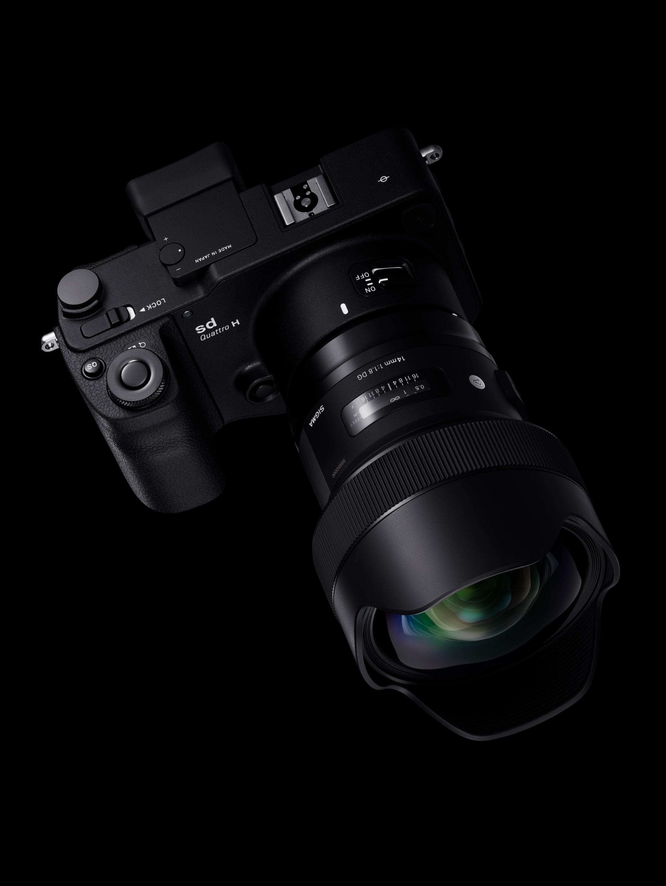 시그마 DSLR용 신 렌즈 4종 발표