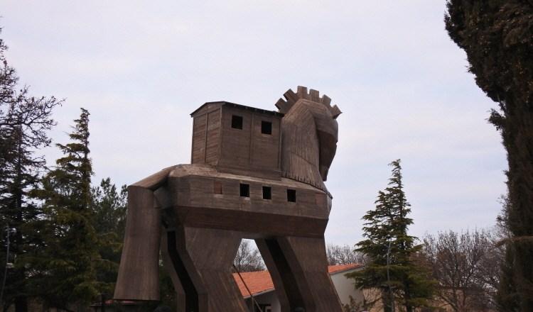 [터키여행] 트로이 유적지