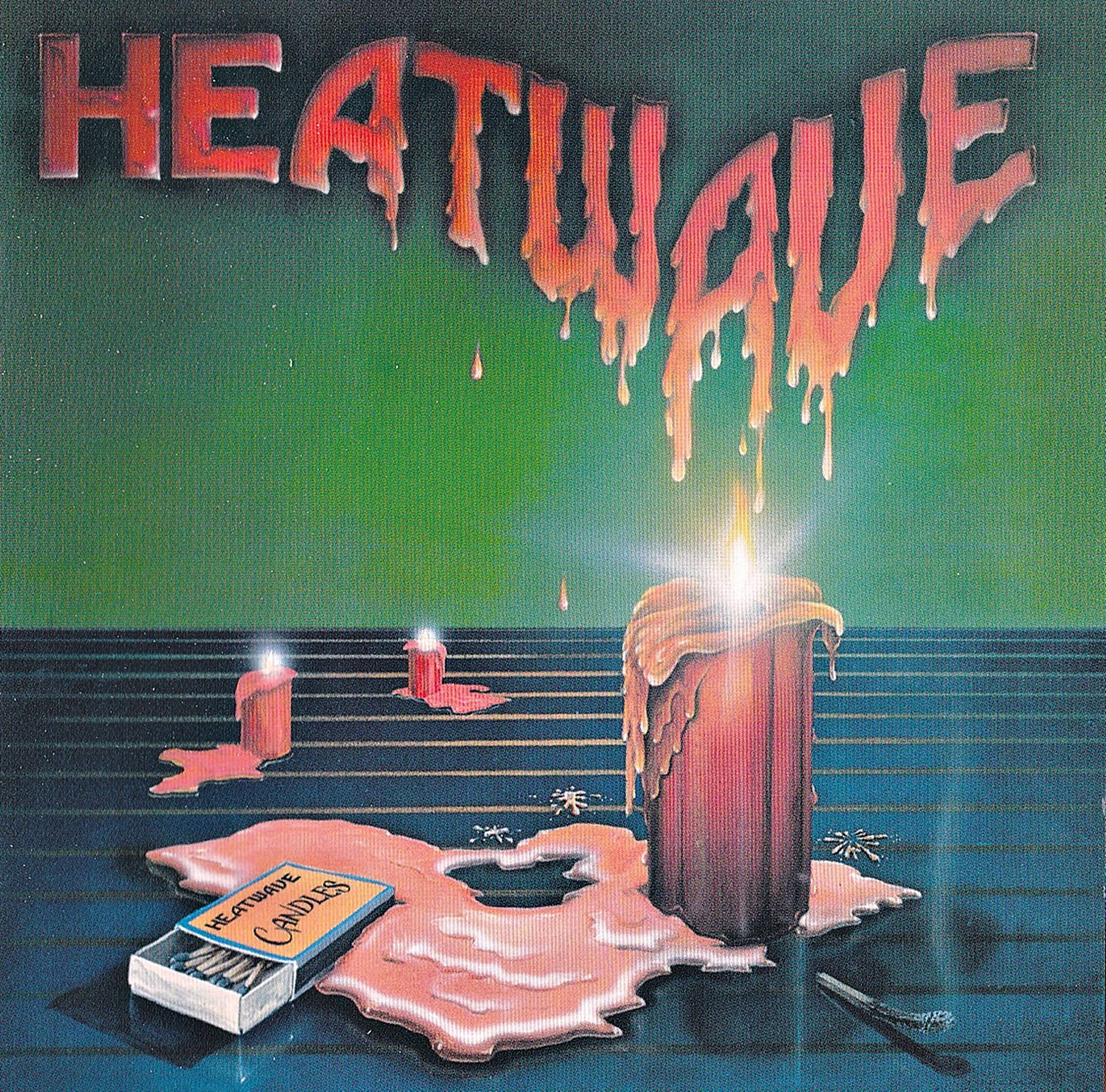 Heatwave - All I Am