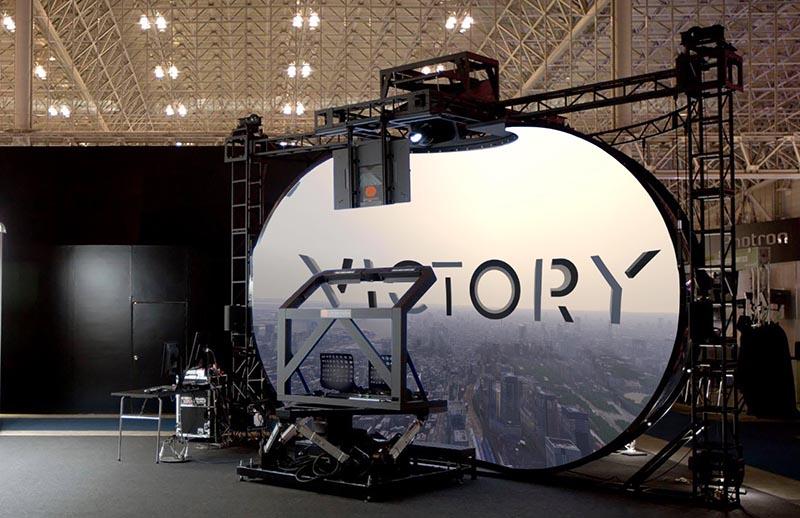 미쳤다라는 말 밖에 나오지 않는 8K : VR 라이드