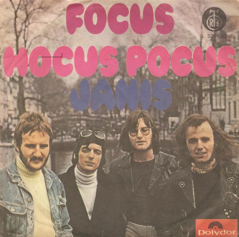 Focus (Hocus Pocus Live in 1974)...