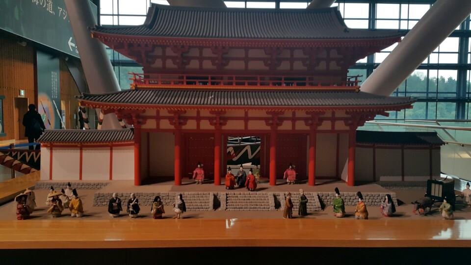 일본 규슈, 역사 리벤지 (4) 규슈 국립 박물관 ①