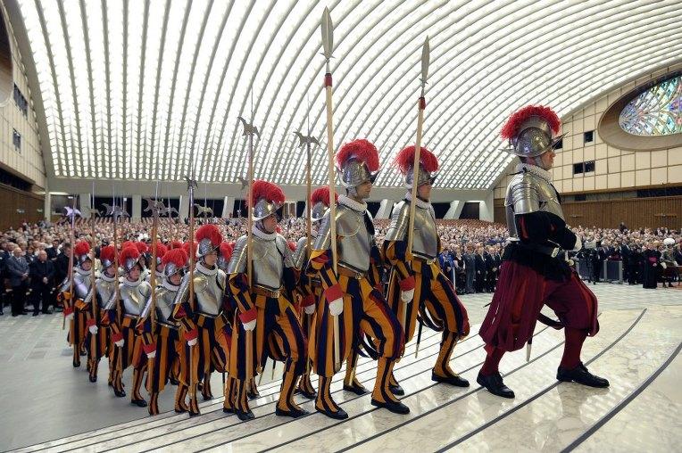 용병의 라이벌, 스위스 용병 vs 란츠크네흐트 (9)