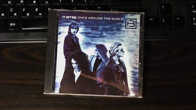 Once Around The World - It Bites / 1988