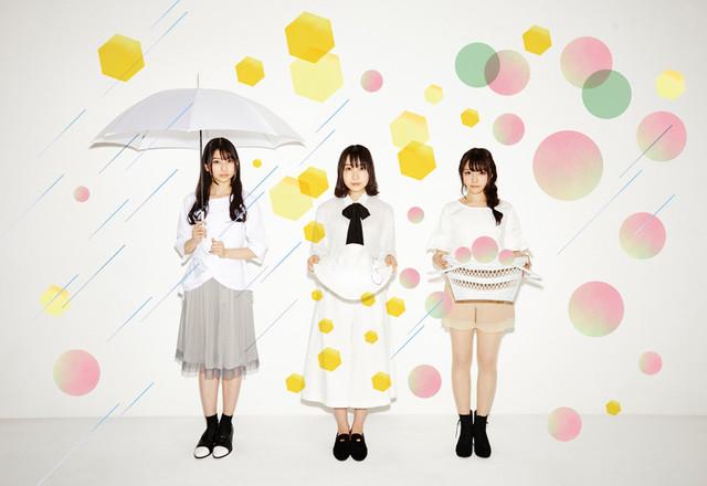성우 유닛 TrySail의 새로운 싱글 음반 'adrenaline..