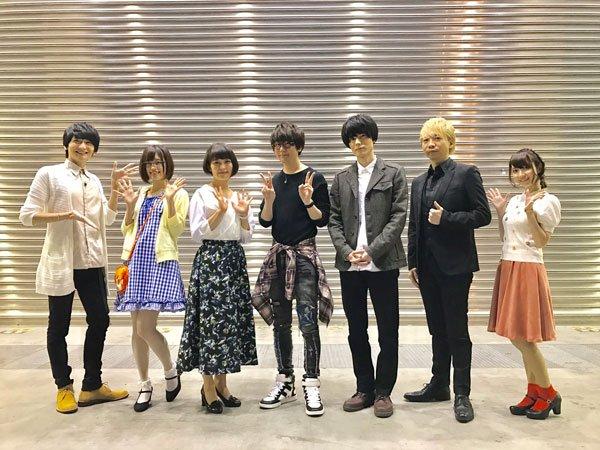 성우 타카하시 리에의 사진, AnimeJapan2017 스..
