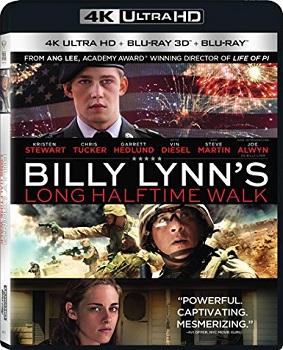 빌리 린스 롱 하프 타임 워크 UHD-BD 소개