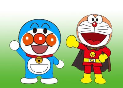 도라에몽과 호빵맨을 위한 기념일?