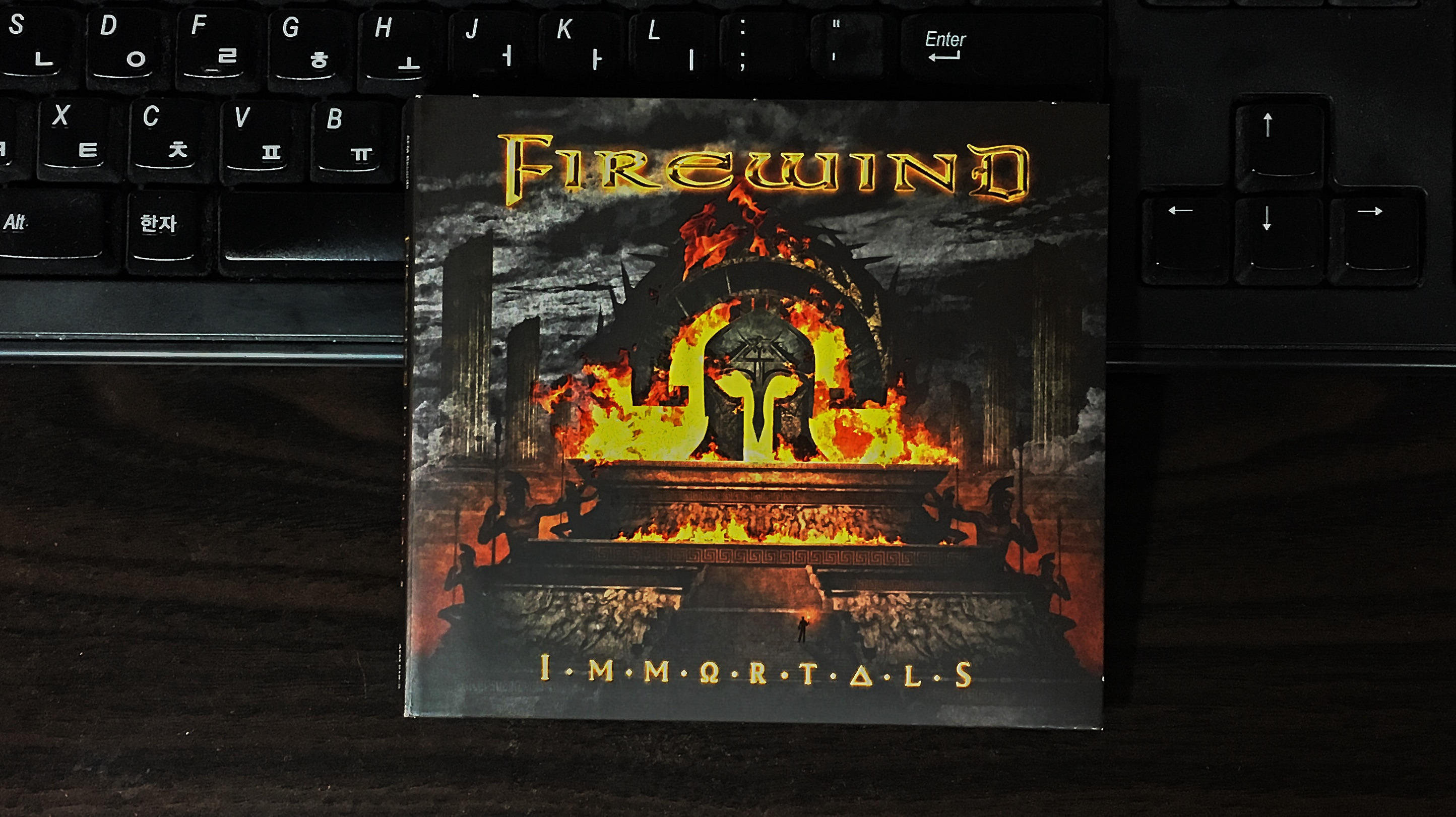 Immortals - Firewind / 2017