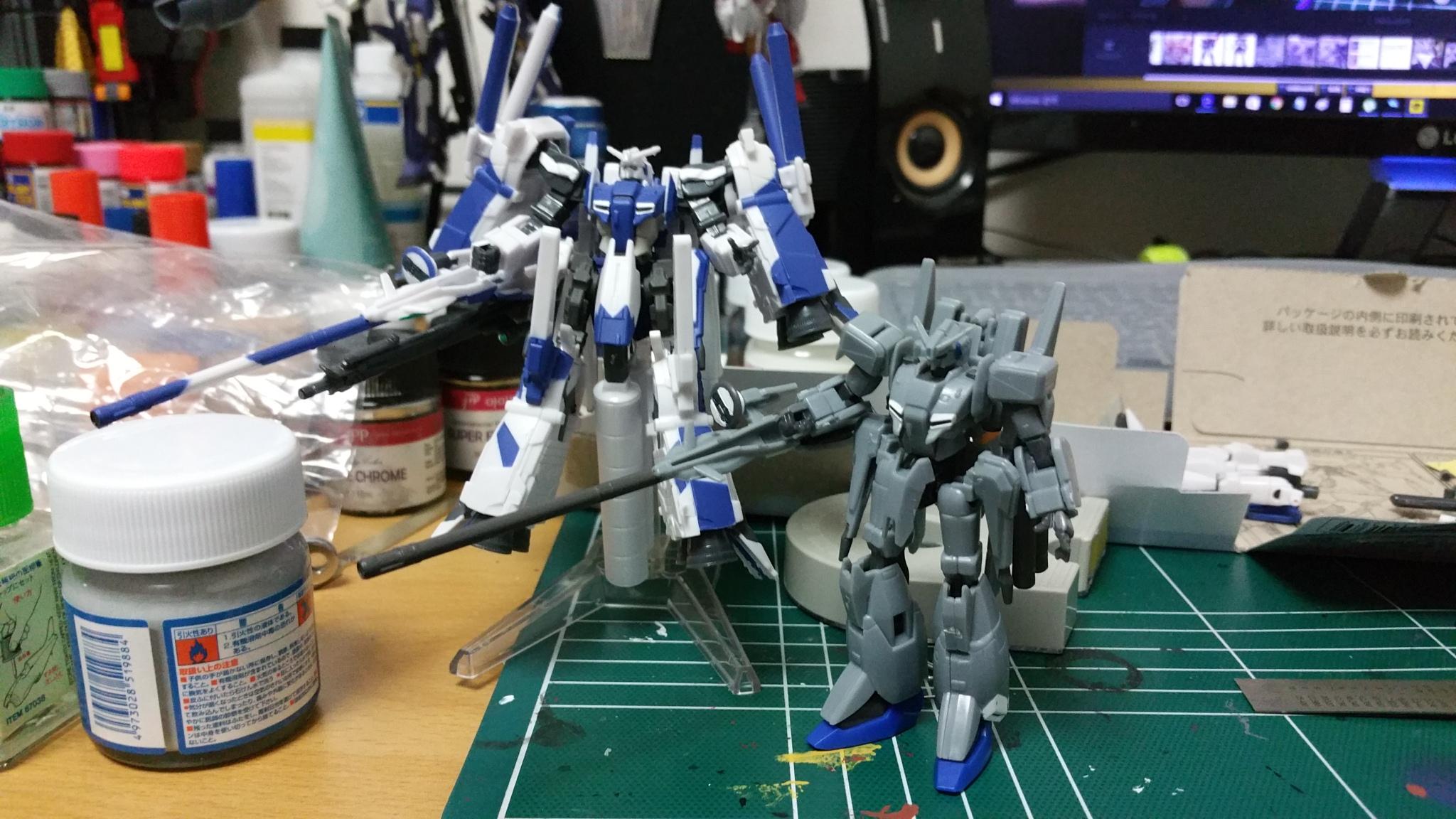 [유니버설 유닛]MSZ-006 C1[Bst] Ver.BLUE