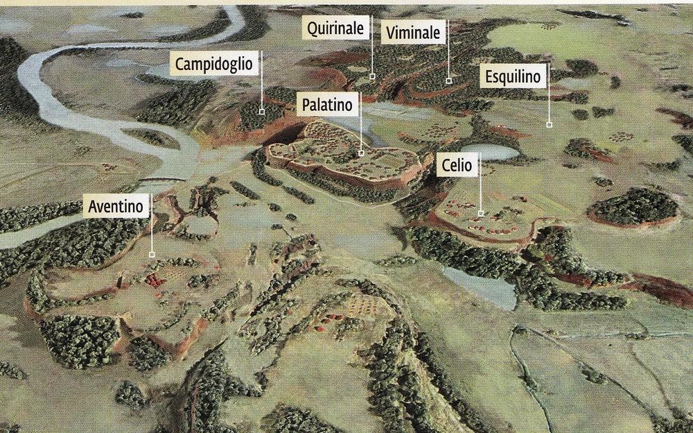 로마는 어떻게 탄생했는가? (2)