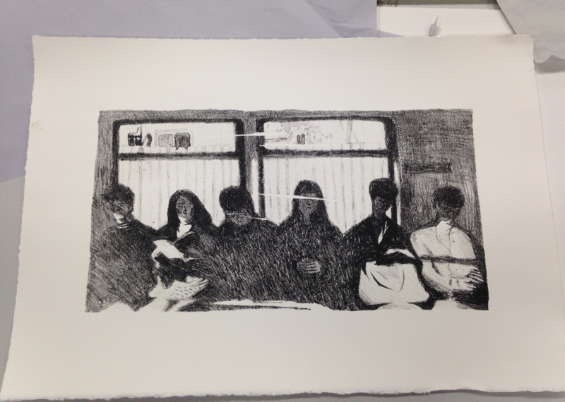 lithography 1