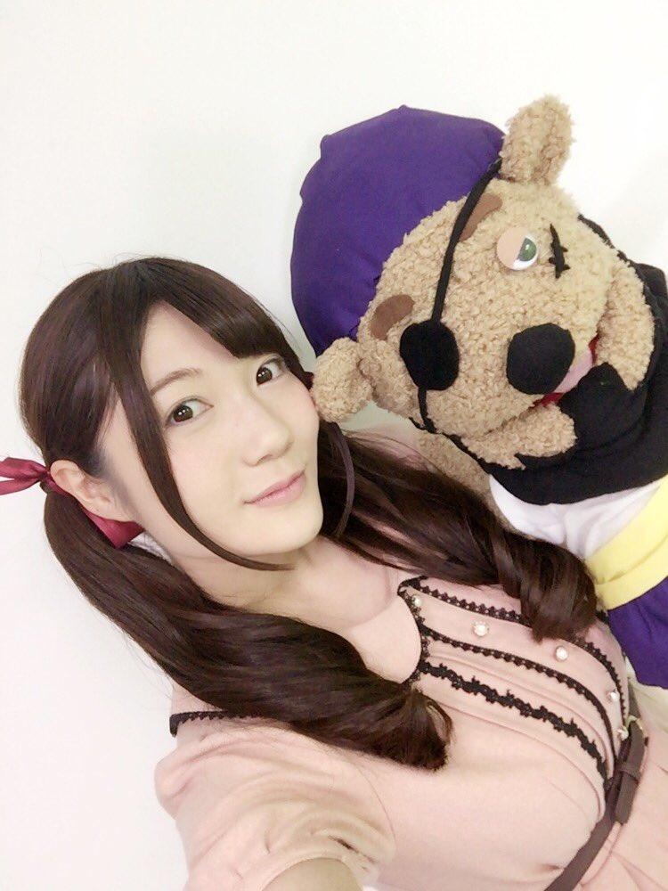 성우 이자와 미카코씨의 사진, OPEN RECtv에서 ..