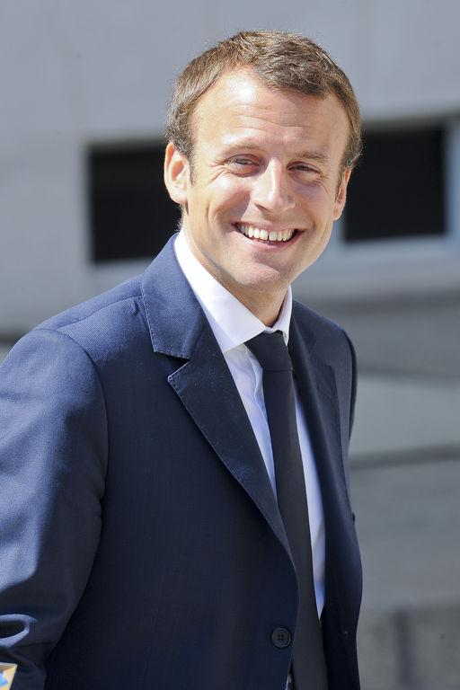 에마뉘엘 마크롱 프랑스 대통령을 보고 든 생각이...
