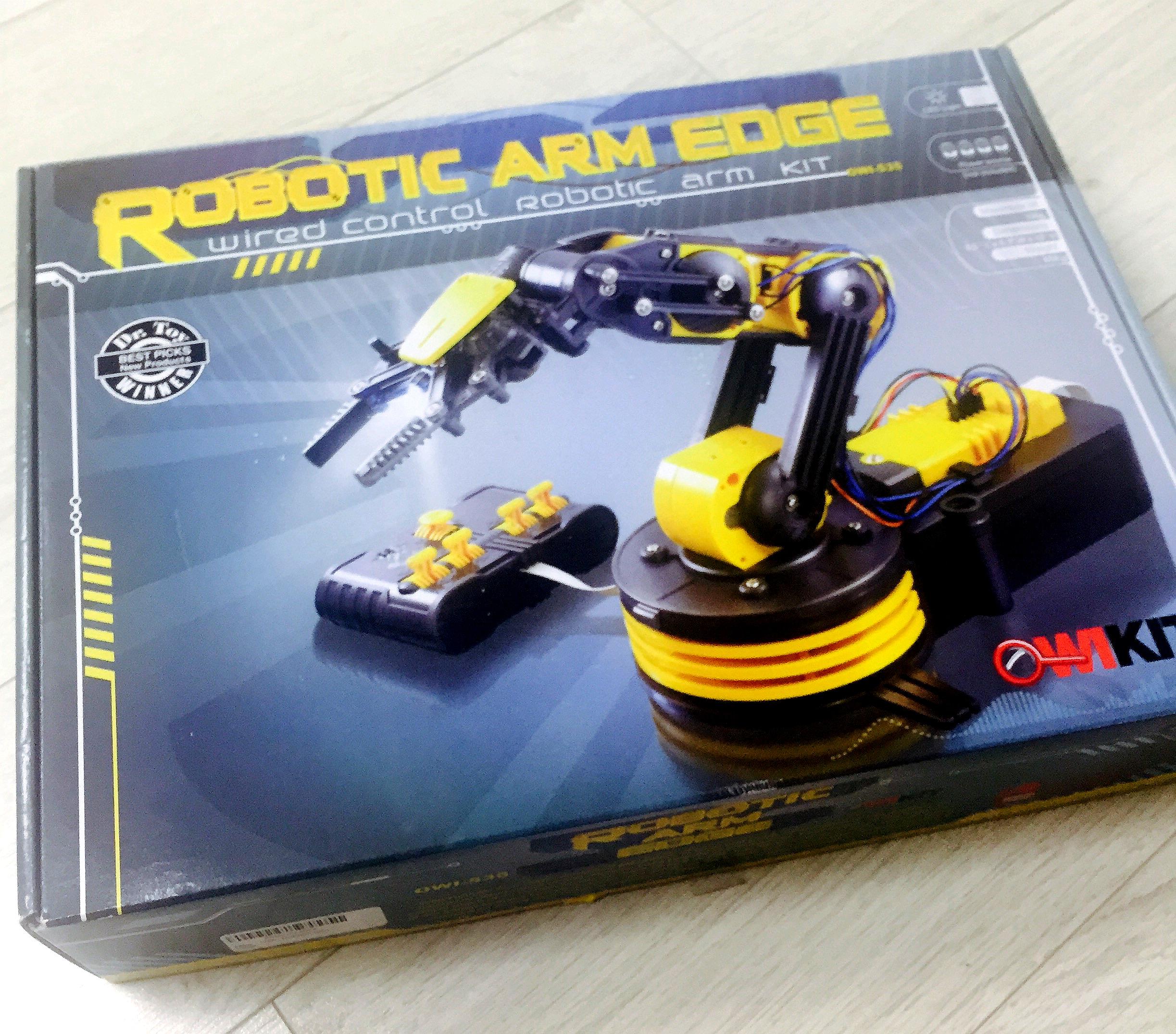 OMI Robotic Arm Edge