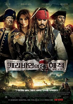 캐리비안의 해적 - 낯선 조류, 2011