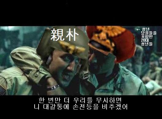 '친박(親朴)' 자유한국당에 낙제점을 준 청년들