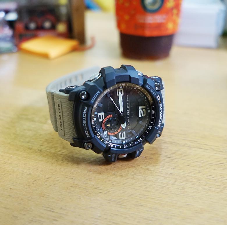 시계지름... CASIO GG1000-1A5