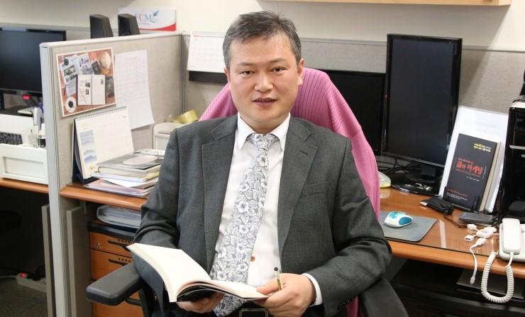 [세종 人터뷰] 이성훈 세종대 경영전문대학원 ..