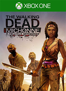 [xbone] The Walking Dead: Michonne