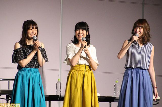 오사카에서 개최된 '그랑블루 판타지' 전시 이벤트 ..