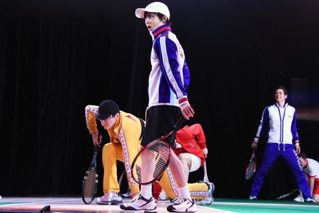 '뮤지컬 테니스의 왕자님 3rd 시즌 세이가쿠 vs ..