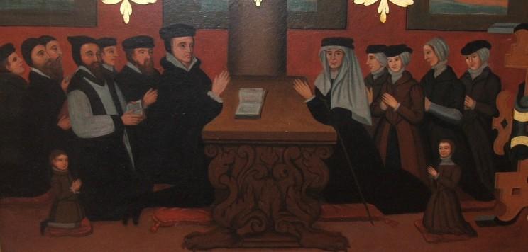 영국 내전의 기원(4)-종교의 문제