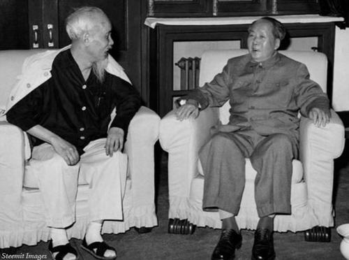 """[1960년대] """"북베트남과 중국의 불화 원인은?"""""""