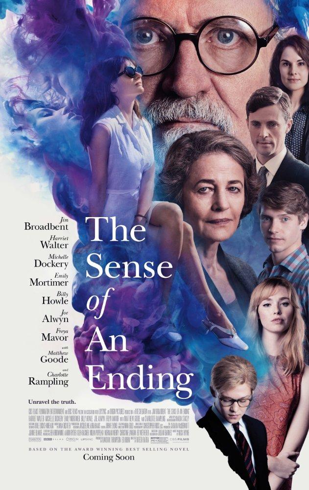 예감은 틀리지 않는다 (The Sense of an Endin..