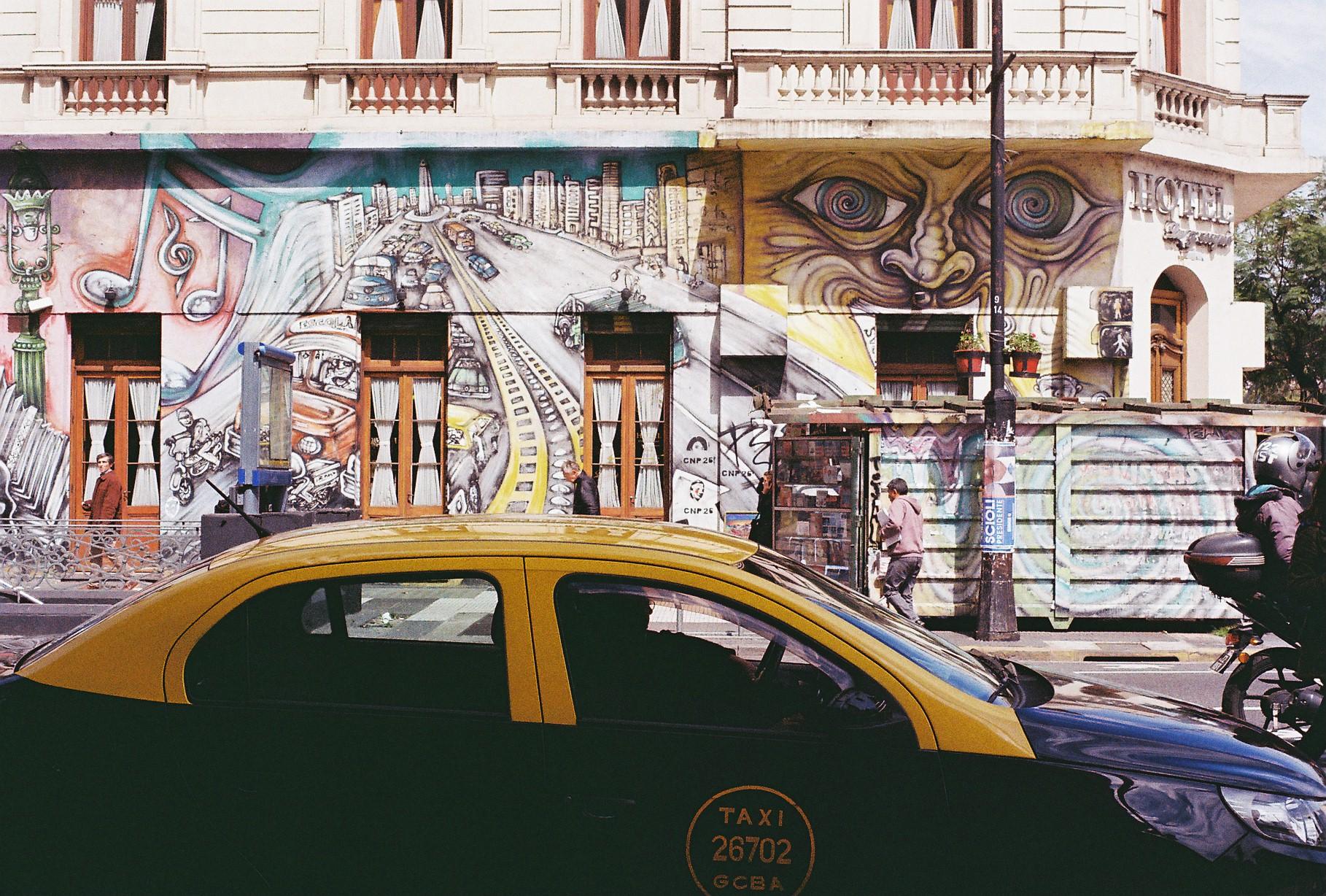 부에노스 아이레스의 역사 그리고 도시에 대한 단상