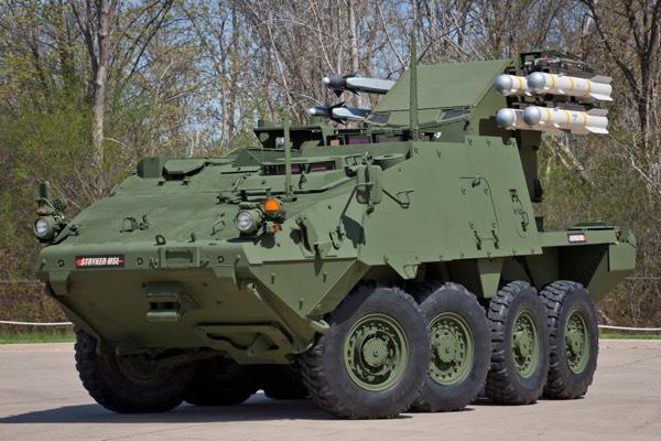 Stryker SHORAD