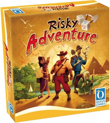 위험한 모험 (Risky Adventure, 2016) 한글 규칙서