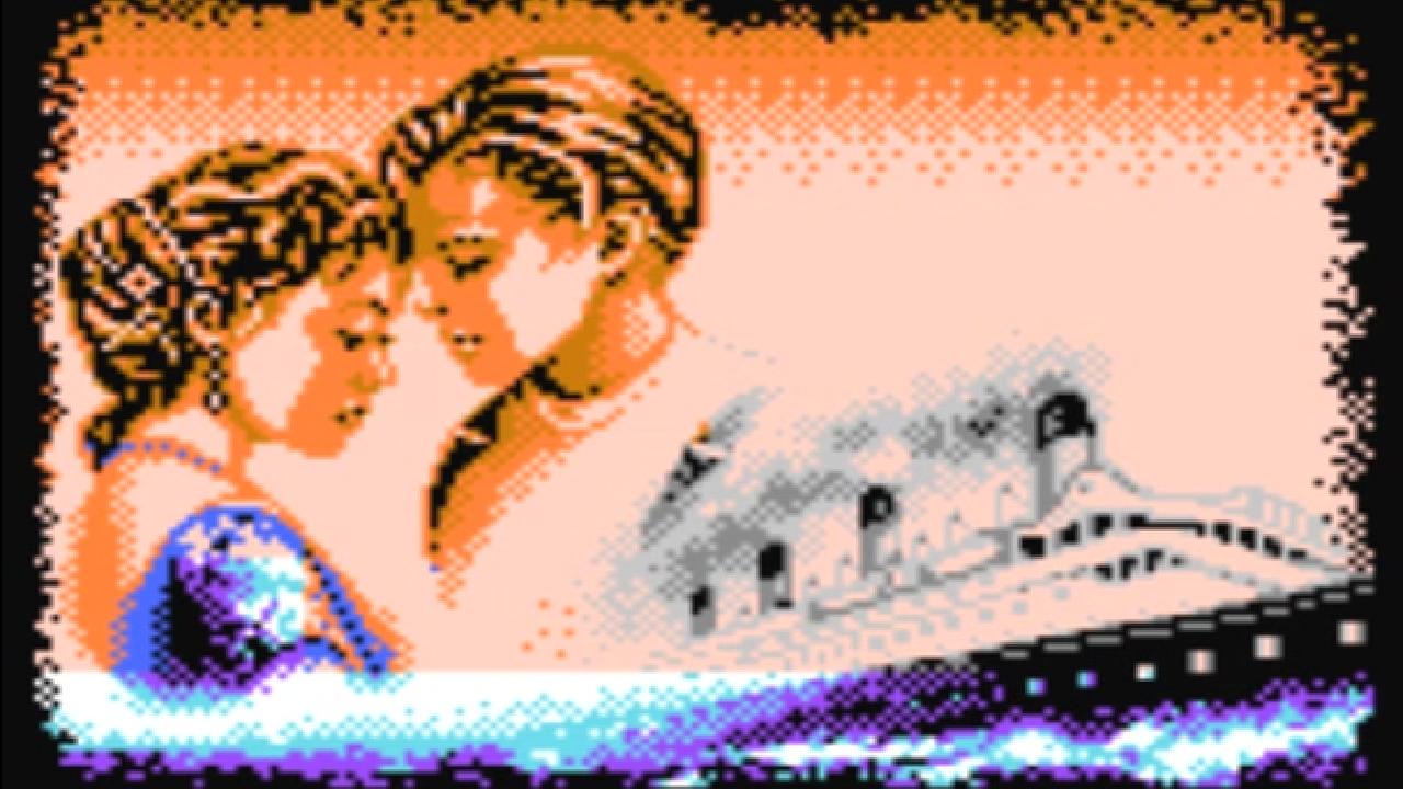 왠지 어디서 많이 본 것 같은 타이타닉 게임