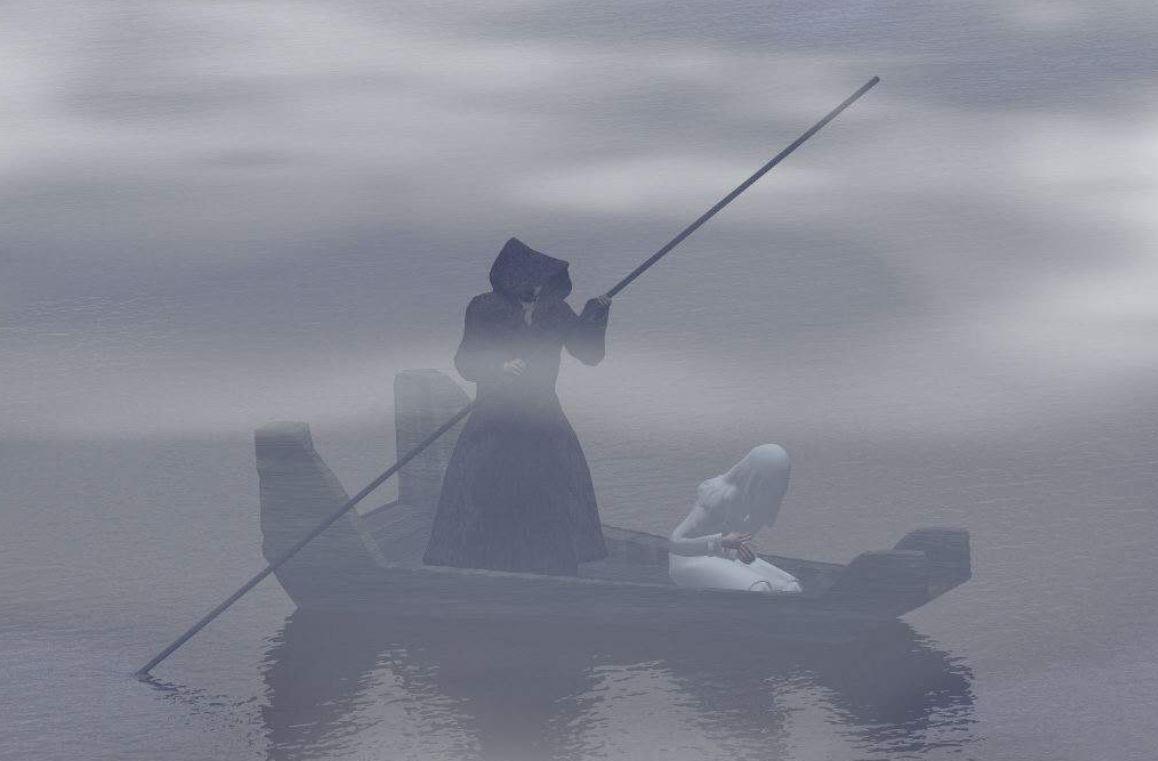 강에 사는 남자