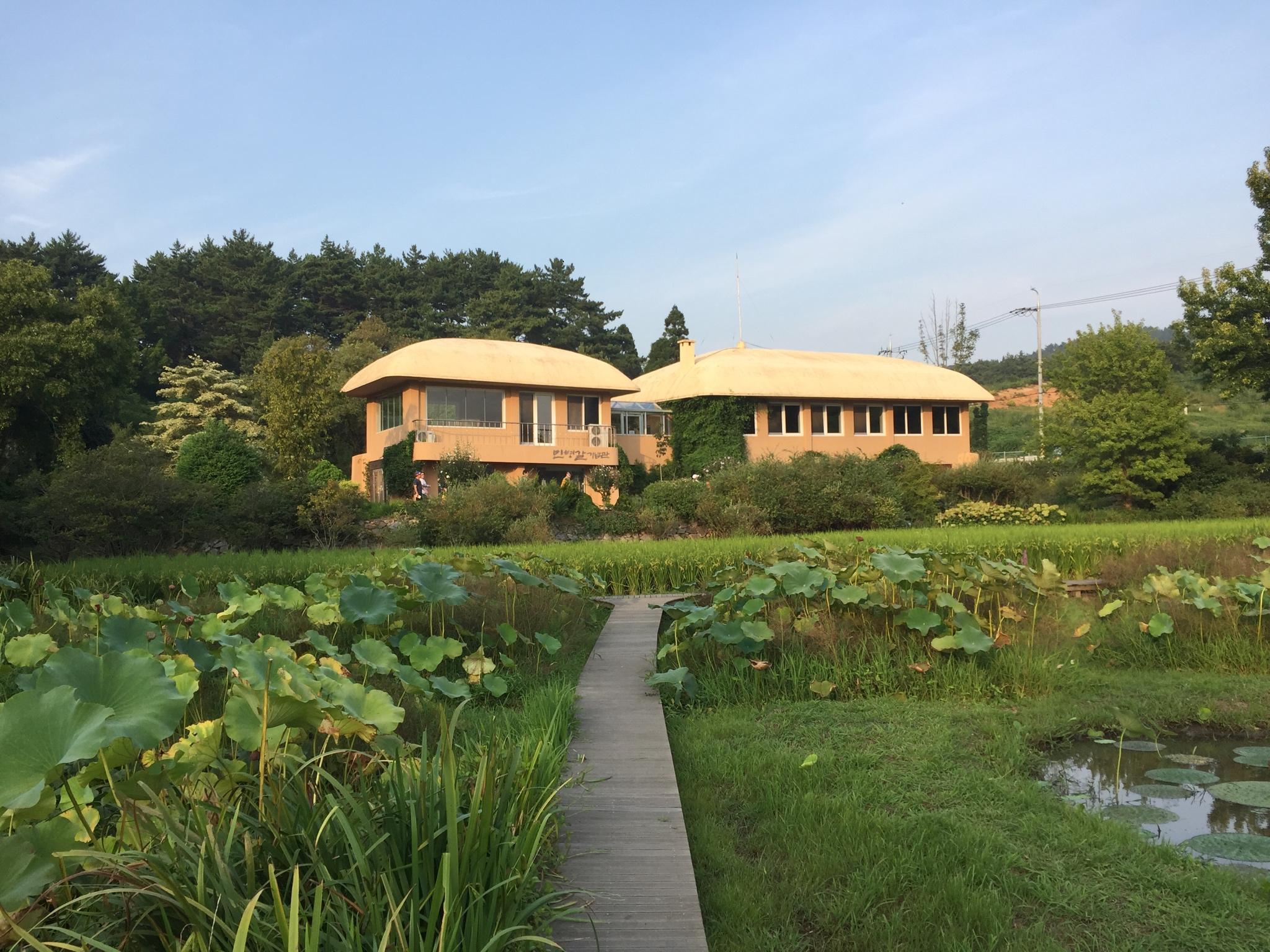 주말힐링 여행으로 태안 천리포수목원 추천!