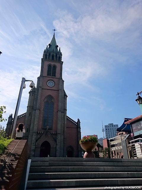 성당 여행; 서울 명동성당