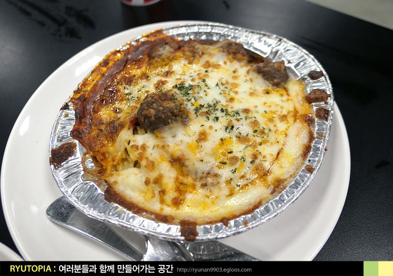 2017.9.18. 미트볼 오븐 스파게티 + 새우 빠네 크림..