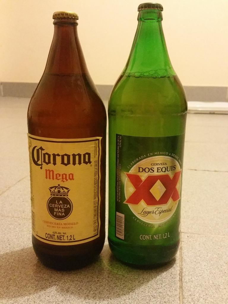 [멕시코] 병맥주 1.2리터
