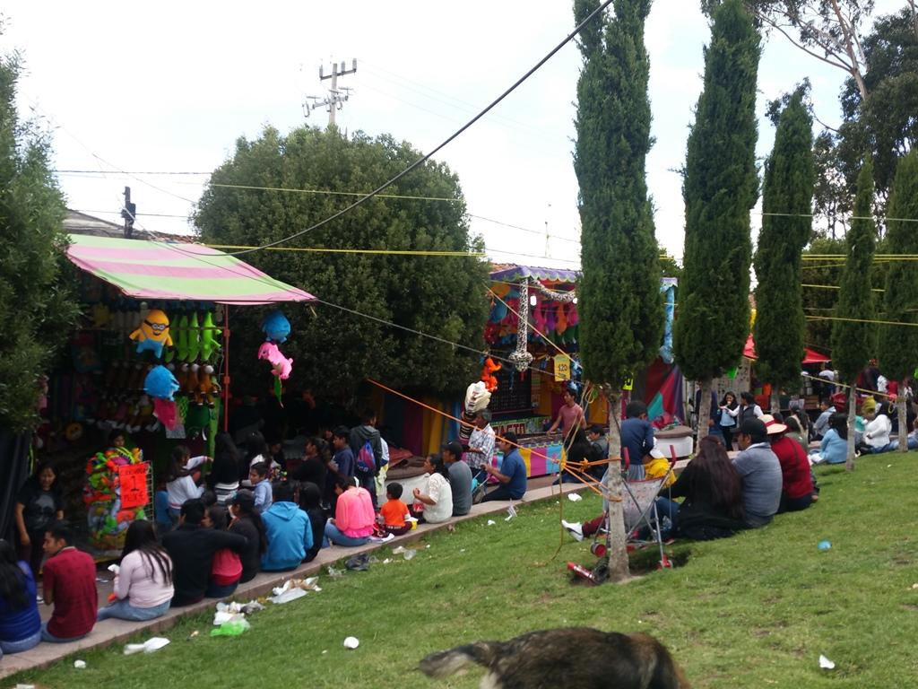 [멕시코] 떼모아야 축제의 현장을 가다