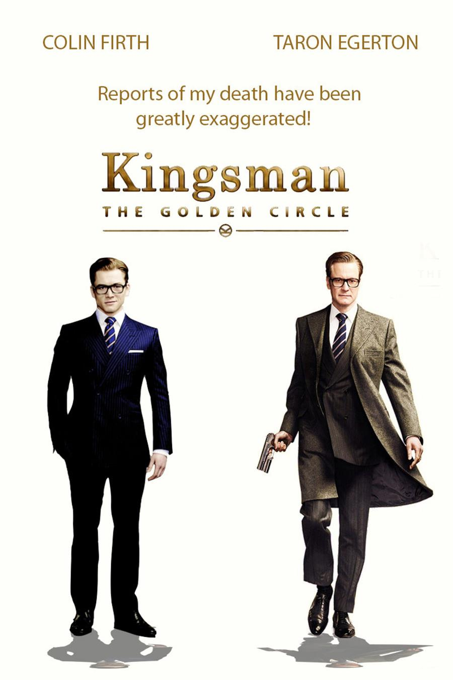 Kingsman: The Golden Circle - Missing in Act..