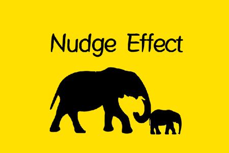 오늘의 영어 한마디, 넛지 효과와 행동경제학
