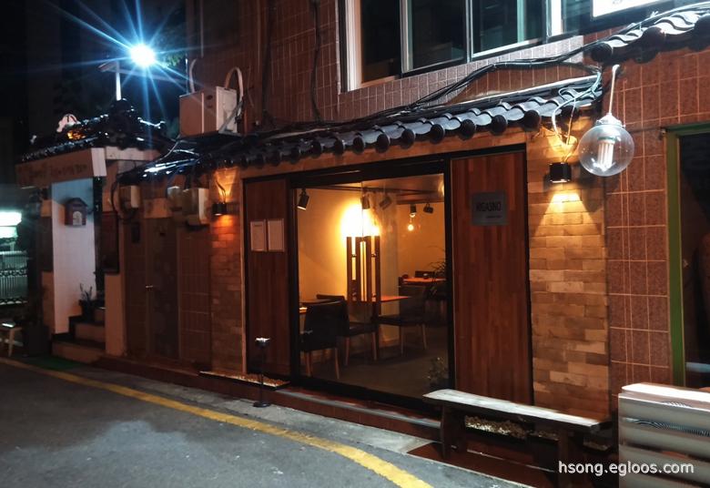 [선릉역/삼성동] 히가시노 - 마음 쏙 든 일식 주점