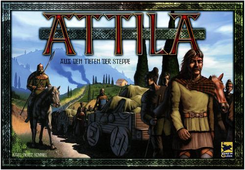 아틸라 (Attila, 2000) 한글 규칙서 공유