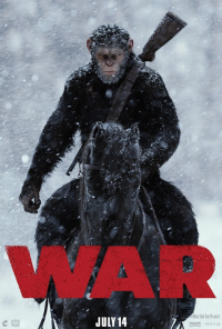 혹성탈출 종의 전쟁 War for the Planet of the Ape..
