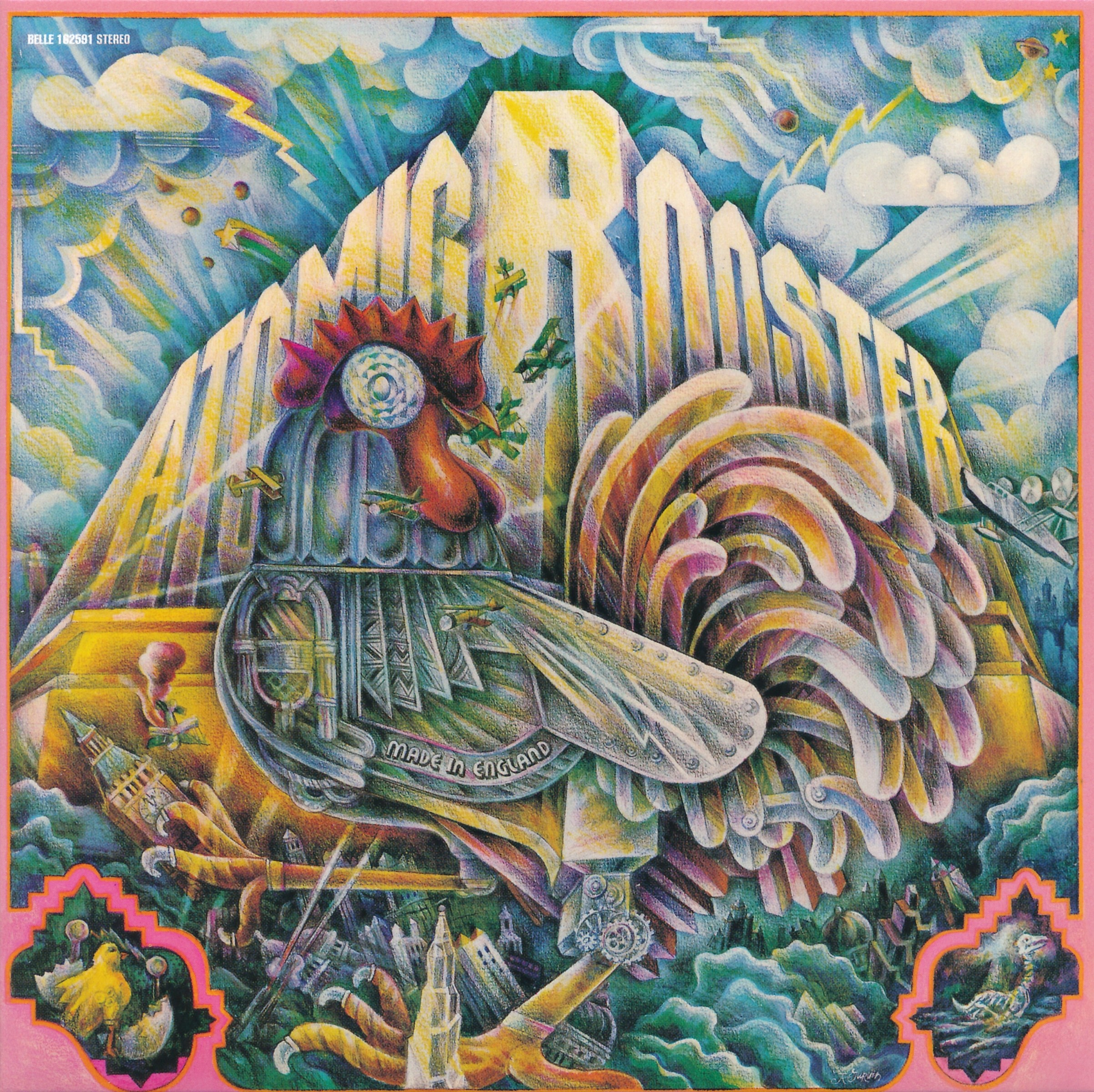 Atomic Rooster - Never To Lose