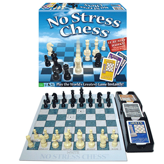 No Stress Chess-카드놀이 체스게임