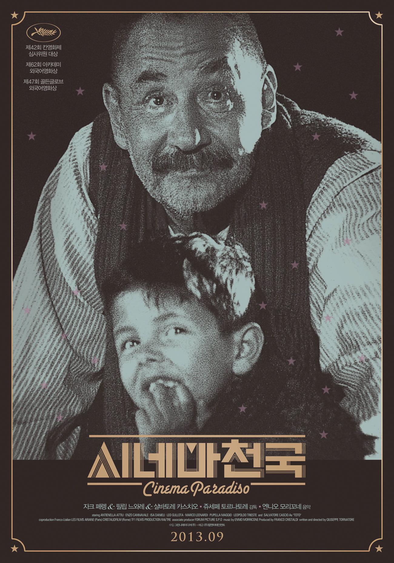 시네마 천국 Cinema Paradiso, 1988 제작
