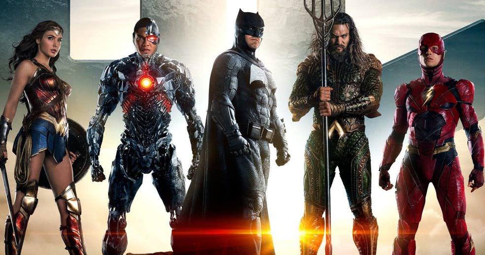 슈퍼특공대 Justice League