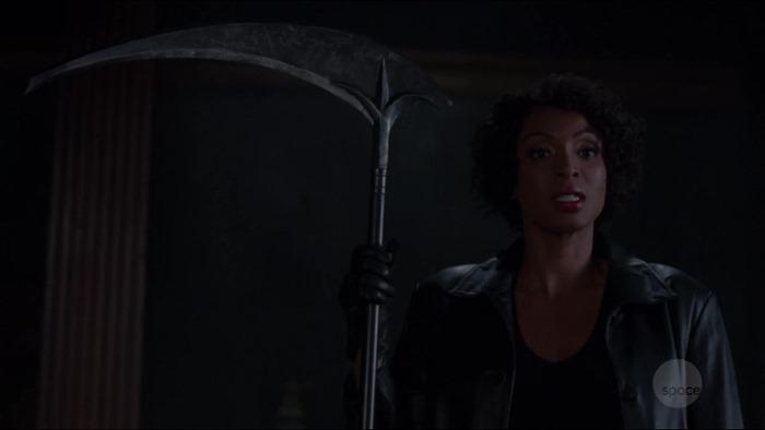 수퍼내추럴(Supernatural) 시즌 13의 에피소드 ..